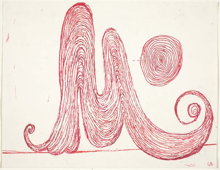 Louise Bourgeois M is for Mother